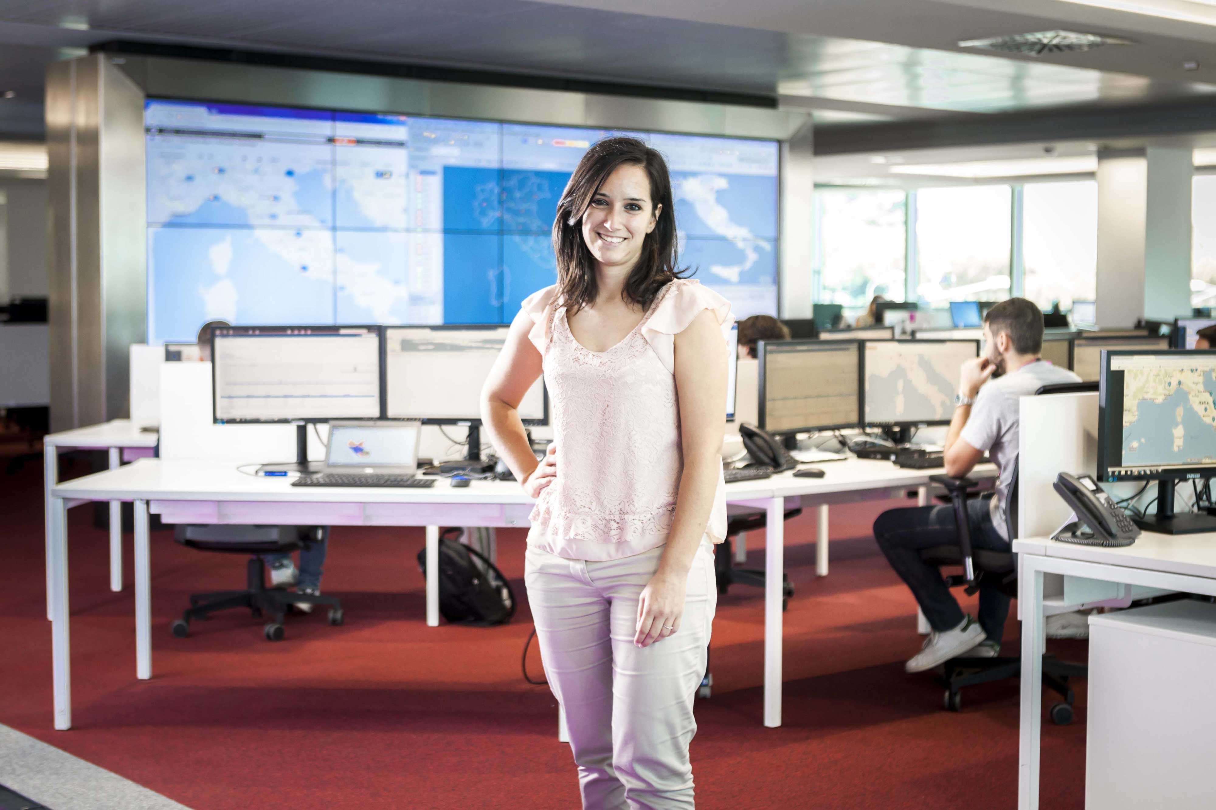 Manuela Nanni - Service Operations Center