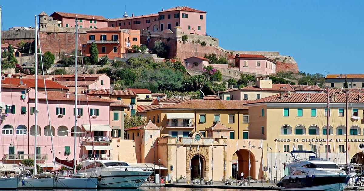 Isola d'Elba, in rete con il mondo