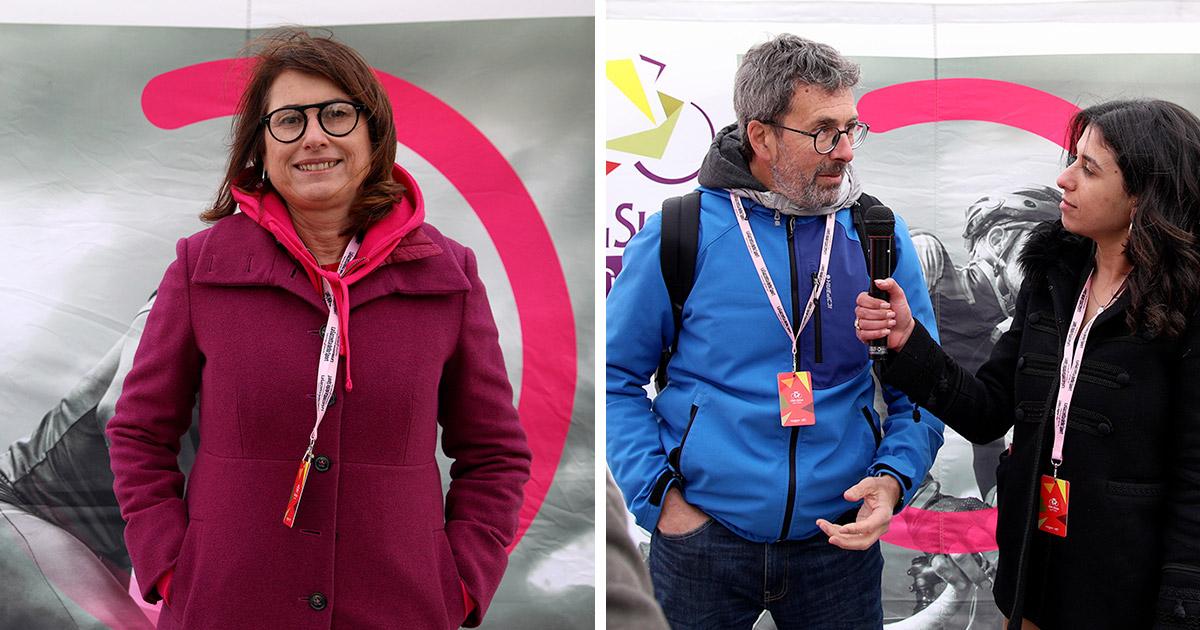 Eliasabetta RIpa e Andrea Falessi - Open Fiber