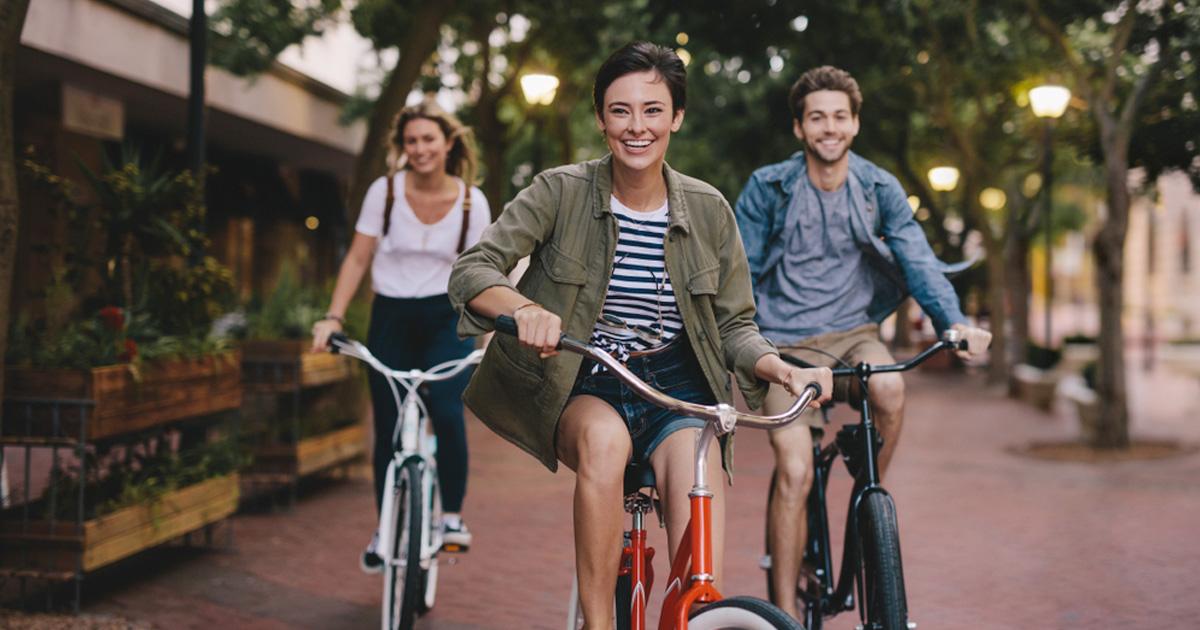 Open Fiber nella Giornata Mondiale della Bicicletta
