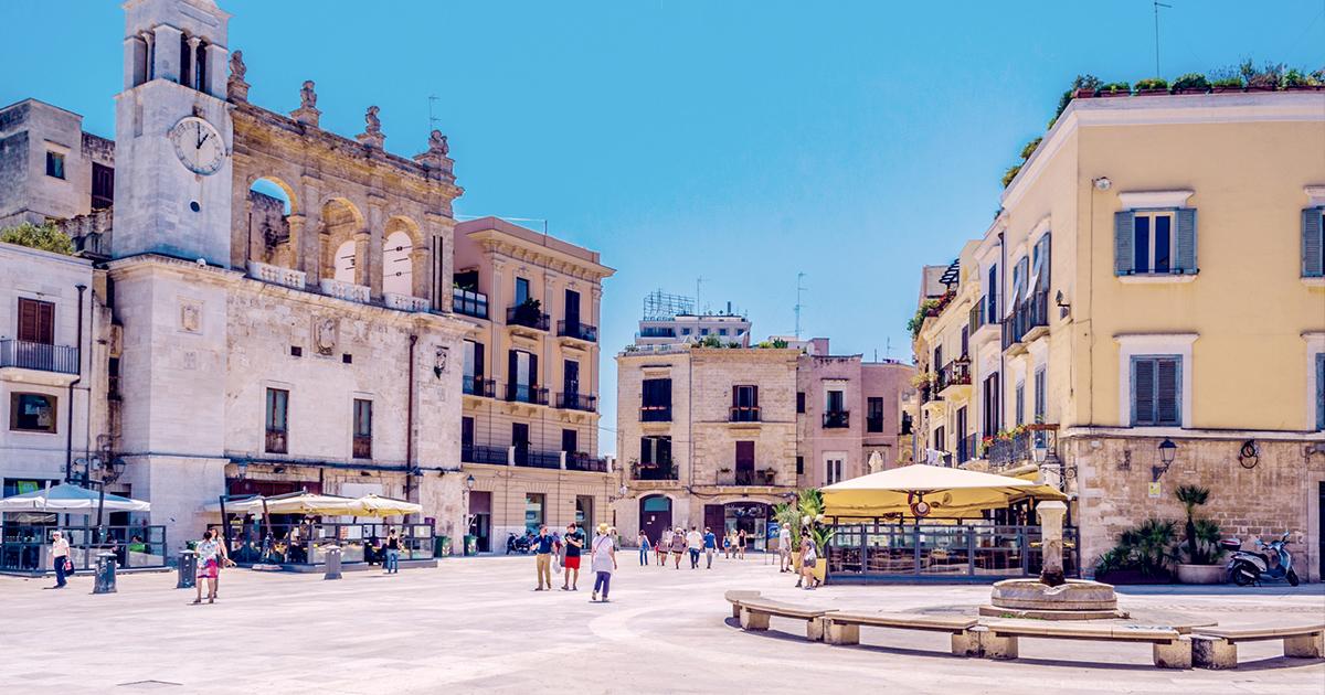 Open Fiber - Bari, la smart city al centro di un progetto ...