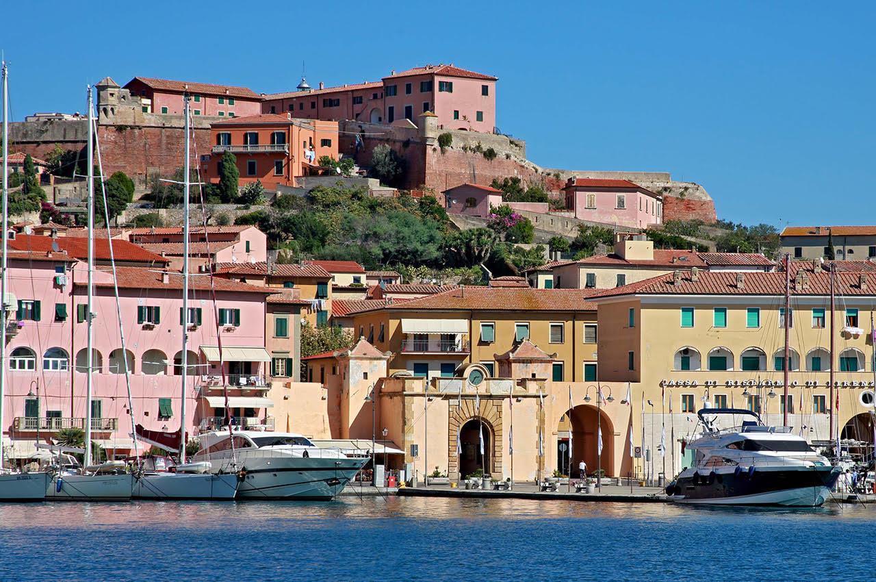 La rete FTTH di Open Fiber raggiunge l'Isola d'Elba