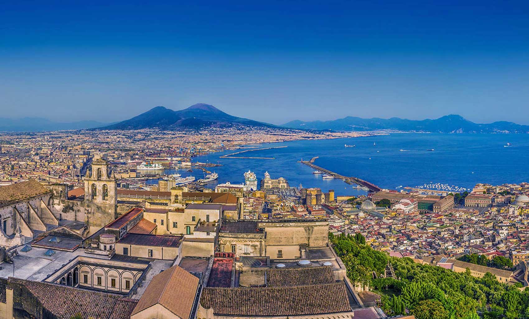 Napoli: aperta la vendita della fibra ultraveloce di Open Fiber