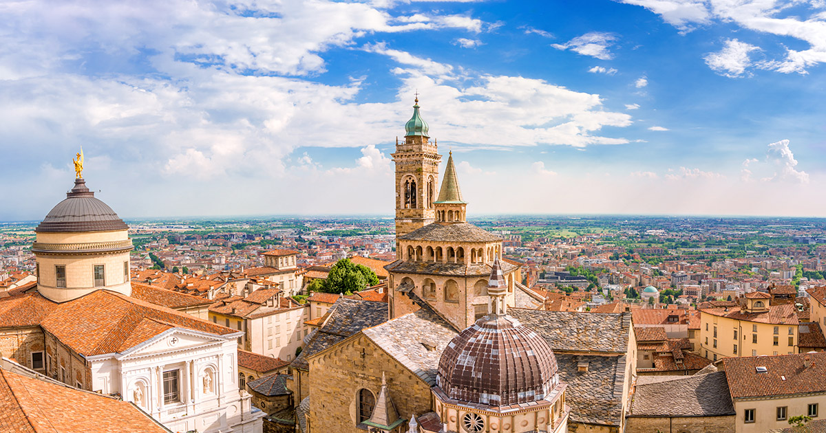 Open Fiber - Bergamo - Fibra ottica FTTH