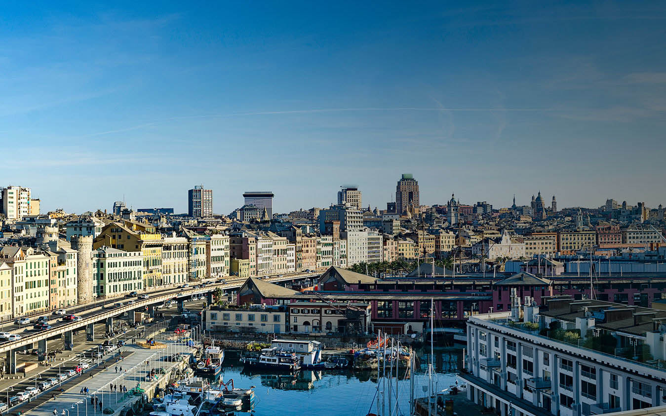 Genova sempre più smart city con la fibra FTTH Open Fiber