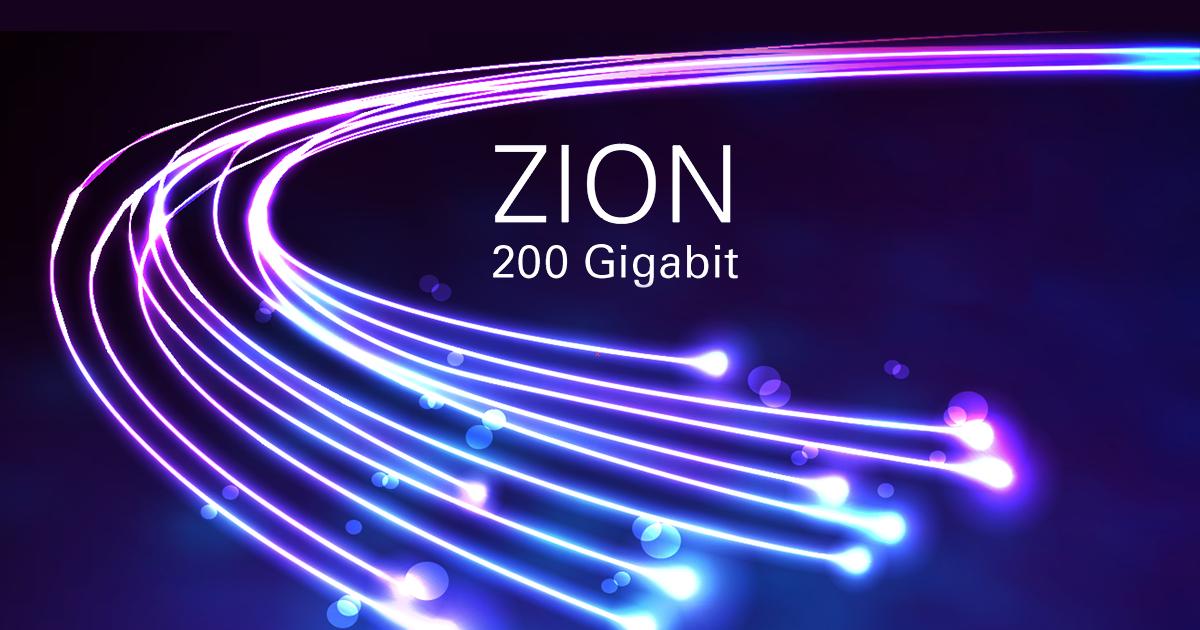 Roma-Firenze a 200 Giga (e oltre): la rete ZION di Open Fiber è già realtà