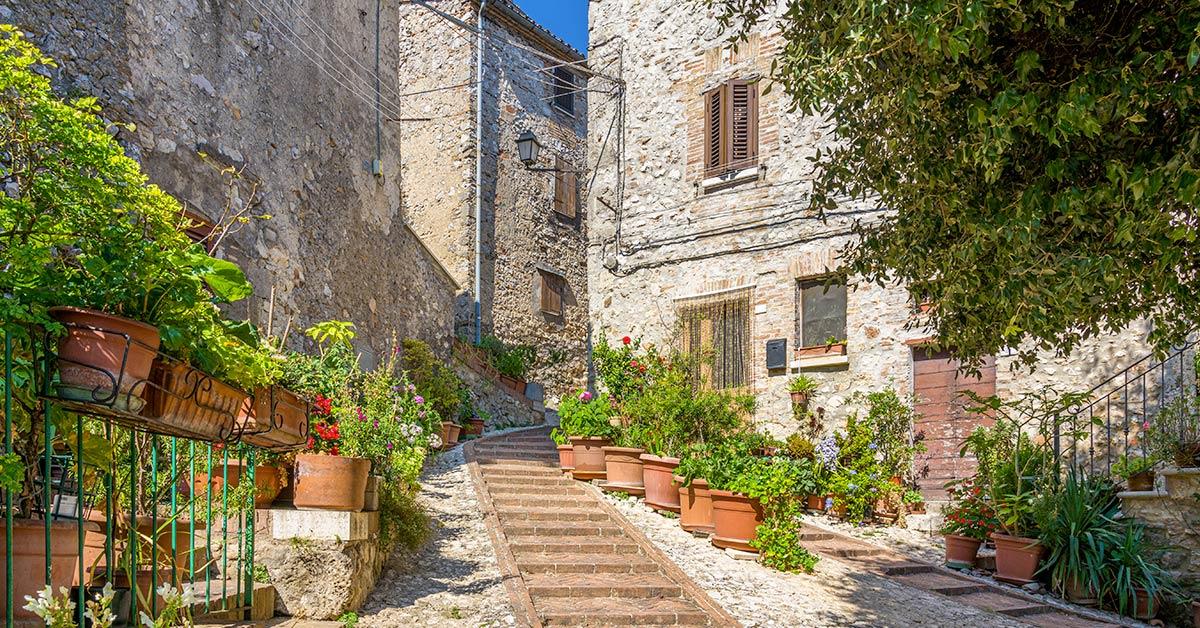 Fibra ottica: l'Italia dei piccoli borghi rinasce così