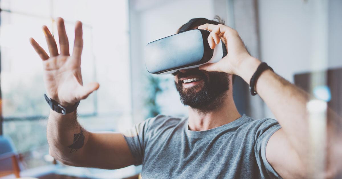 Banda ultra larga e realtà virtuale per il benessere psicofisico
