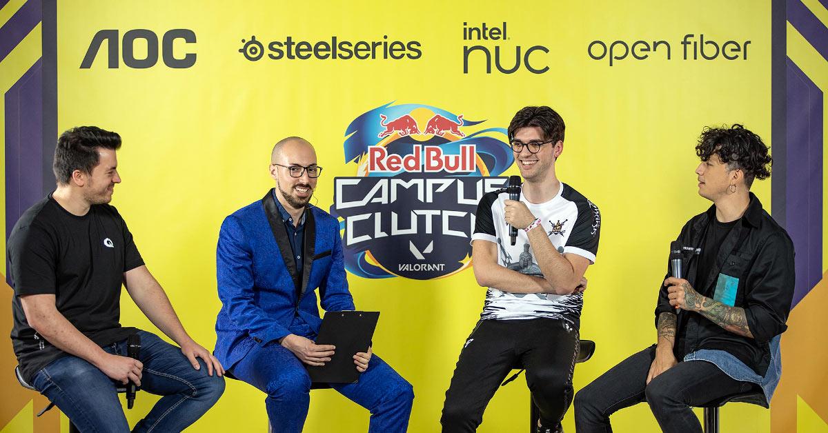 Red Bull e Open Fiber insieme per il torneo di Valorant